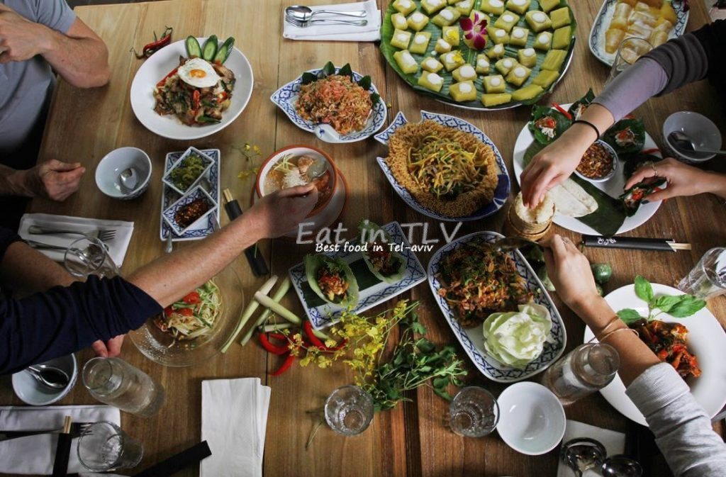 EatinTLV – the best advanced search engine that will help you find everything you need in the city of Tel aviv!
