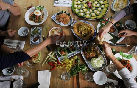The best restaurants in tel aviv – in one place!